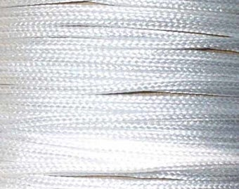 1 M Fil 0.8 mm white (m) ACFI14 white nylon