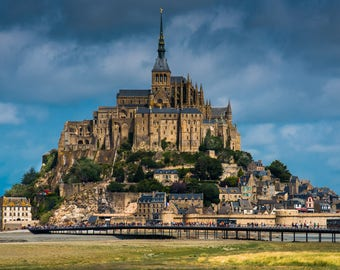 Mount St. Michele, France