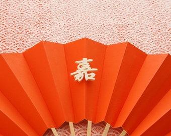 SEMI-rigid PLACEMAT, ORIGINAL, plastic, WASHABLE and RESISTANT - Japan - Japanese fan.