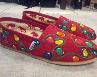 Made to Order Christmas Light Toms