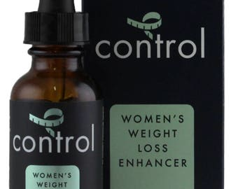 Control - Appetite Suppressant & Metabolism Booster for Women | Formulated With The Most Powerful Combination of Ingredients Available