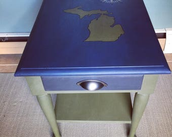Michigan table