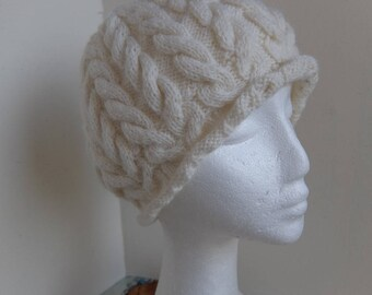 Ecru Emeline naughty Miss Hat