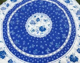 Antique table cloth