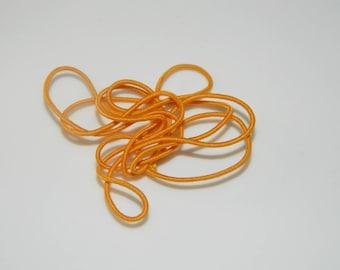 Elastic wire-wrapped orange 60 centimeters (l469)