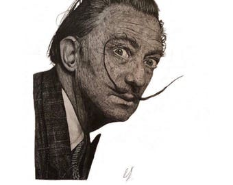 Salvador Dali Print