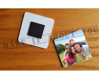 Personalized Magnet - Square