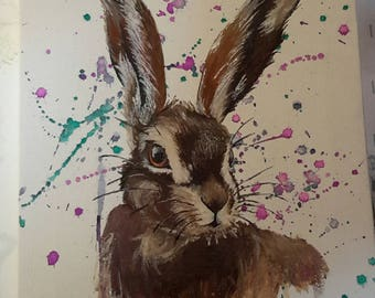 Hare abouts.