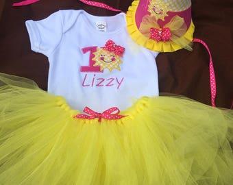 Custom Children's Birthday outfit