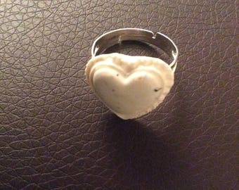 Ring heart medium for various occasions!