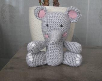 Elephant crochet