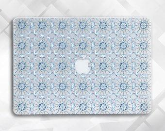 Flower Pattern Macbook Pro Case Marble Laptop Case Macbook Hard Case Macbook Air Marble Macbook Air 13 Marble Macbook Pattern Macbook case
