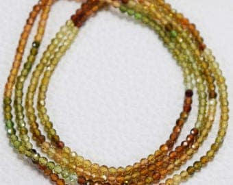 Tourmaline Petro Tourmaline Faceted Rondelle Beads AAA Quality 2 MM Size 13 Inches Strand