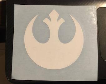 Rebel Alliance vinyl decal