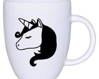 Unicorn | Decal | Car | Laptop | Wine Glass | Sticker