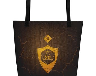 d20 Beach Bag of Holding +5