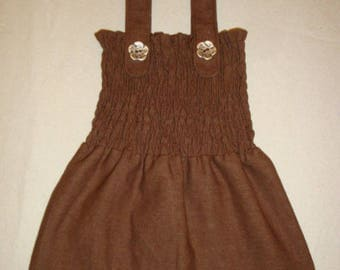 Cotton dress 6/9 months