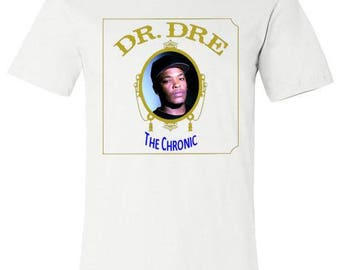 Old School hip hop Dr. Dre Chronic shirt