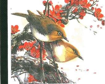 birds (389) napkin