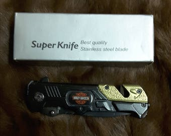 Harley-Davidson Super Knife