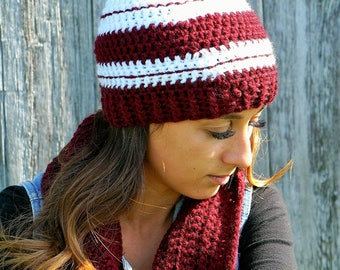 Nice and simple beanie hat