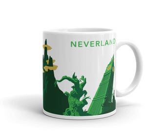 "Neverland ""You Aren't Here"" Mug"