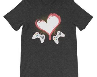 Game lover - gaming shirt - video games - gaming - I rather be gaming - shirt video game tee - funny gamer - boyfriend gift - girlfriend