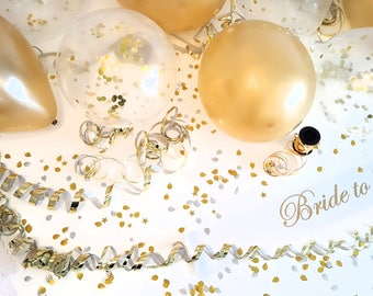 Hen Party Decorations Kit. The Glamorous Hen. Hen do package. Miss to Mrs hen night kit. Girls night in.