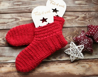 Adult slippers House slippers Ladies slippers Warm slippers Cozy slippers Bedroom slippers Indoor slippers Crochet Slippers Sock Slippers