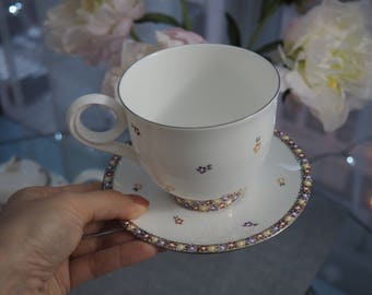 Porcelain Hand-Painted Weightless Cup