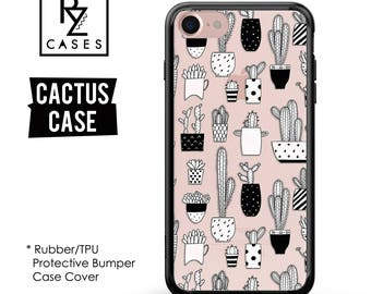 Geometric Case, iPhone 7 Case, Clouds Phone Case, iPhone 6 Case, Geometric, iPhone 7 Plus, Gift for Her, iPhone 6S, Rubber Case, Bumper Case