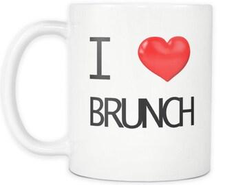 Brunch Time I Love Brunch Coffee Mug Sunday Brunch Squad Brunch So Hard Brunch Lover Gift Idea