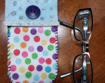Festive Eyeglass Case