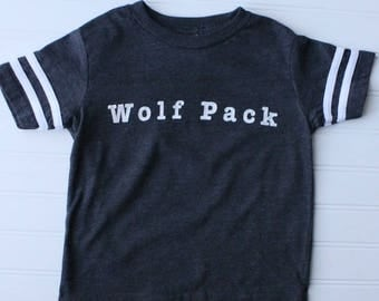 Toddler Wolf Pack Tee