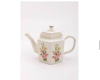 Arthur Wood Staffordshire Ceramic Teapot