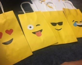 Custom Emoji Party Bag