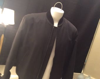 ANODI - Vintage HERMES Bomber Jacket