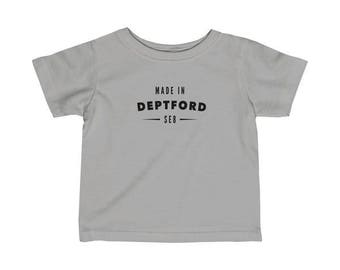 Made In Deptford Infant T-Shirt