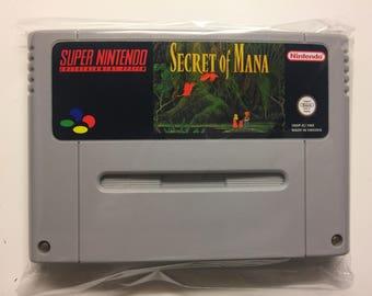 Secret of Mana Reproduction