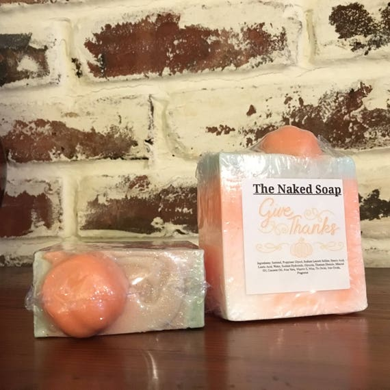 Give Thanks Soap