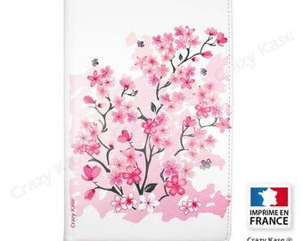 Case for Tablet sakura blossom