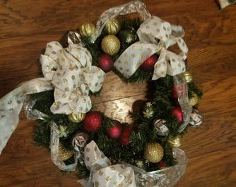 "24 "" Christmas Wreath"