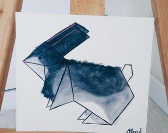 Rabbit (Origami)