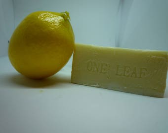 marseilles SOAP lemon Rosemary
