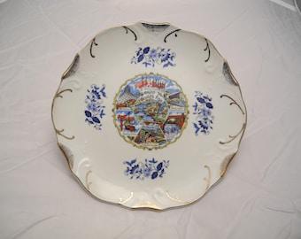 Spokane Expo 1974 Dish