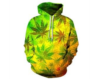 Weed Hoodie, Weed Sweatshirt, Weed Sweater, Smoke Weed, Weed Stuff, Hoodie Art, Hoodie Pattern, Pattern Hoodie, Hoodie, 3d Hoodie - Style 5