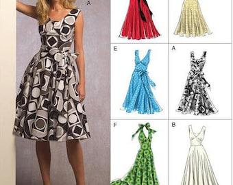 Vogue V8470: Dress