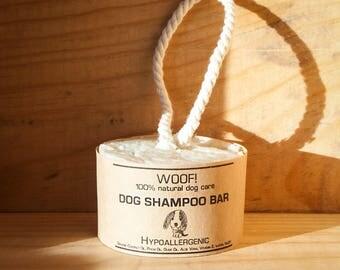 Hypoallergenic soap with aloe vera and vitamin E