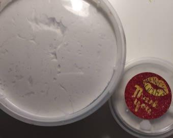 White peppermint hot choclate