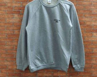 Rare!! Asics sportingfuel sportswear sweatshirt small size